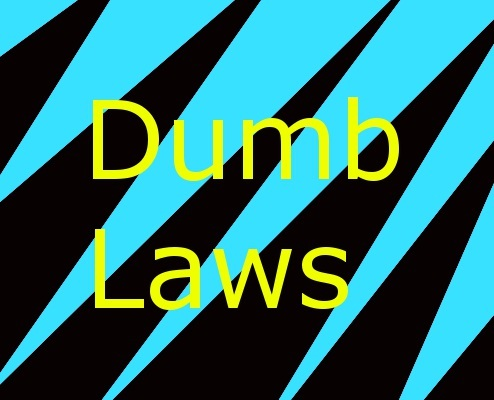 Top Seven Dumb Laws in Tennessee
