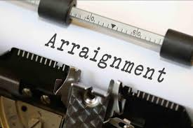 What is an Arraignment Hearing?