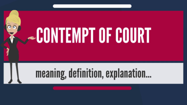 Does Contempt of Court Go On Your Record?